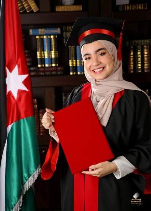 رنيم حسين الفاعوري  ..  مبارك التخرج