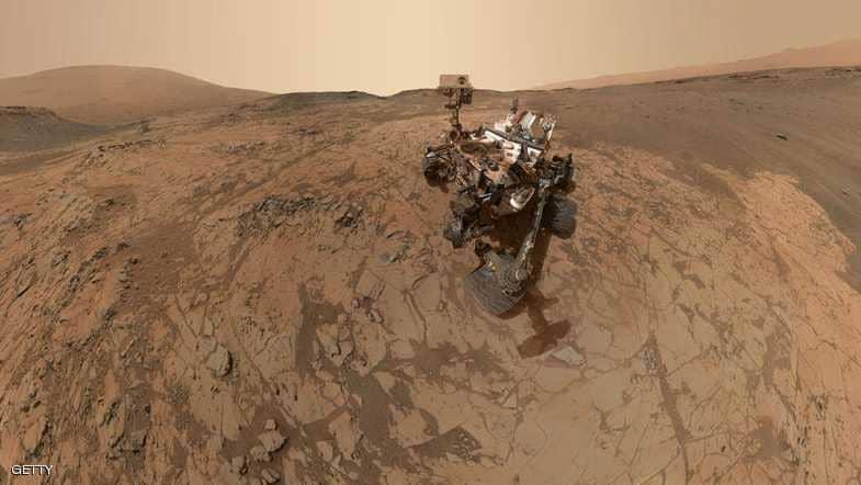 """ناسا ترصد """"أصواتا غريبة"""" صادرة عن المريخ"""