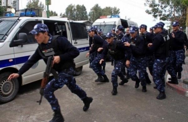 الشرطة تضبط ألعاباً نارية ومفرقعات في جنين