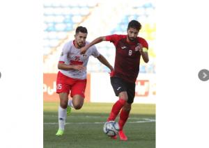 الجزيرة يفوز على معان بثلاثية في الدوري