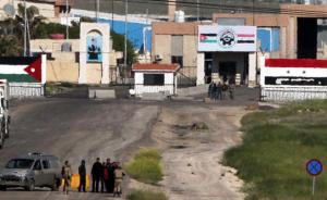 توقف التبادل التجاري مع سورية بشكل كامل مع تزايد مخاوف السائقين