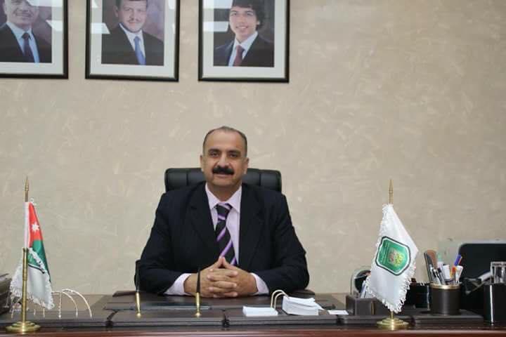 الدكتور محمود الروسان مبارك المنصب الجديد