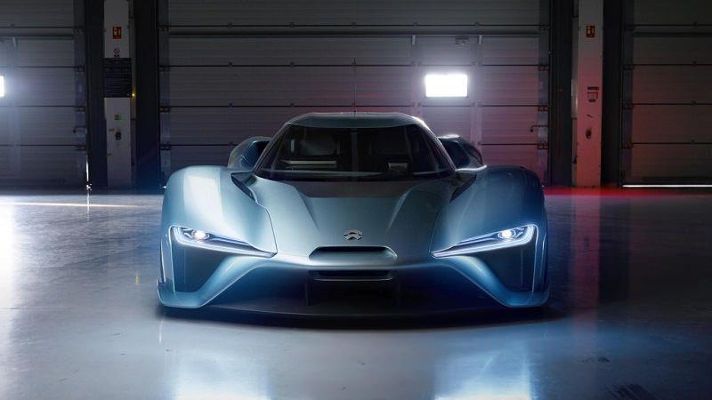 بالصور .. سيارة Nio EP9 الصينية أسرع سيارة كهربائية في العالم