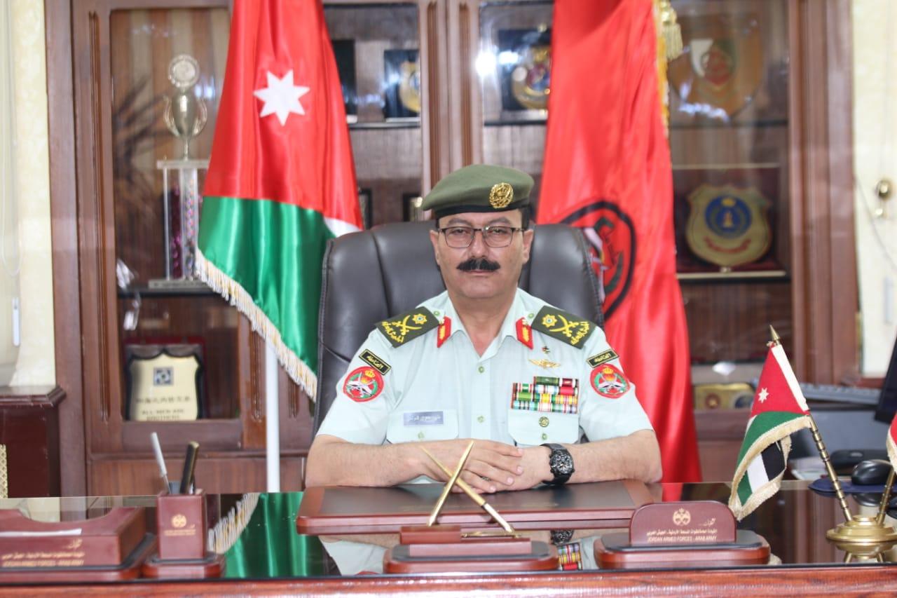 اللواء المتقاعد علي المومني: سأبقى الجندي الوفي لوطنه و لمليكه و لأهله