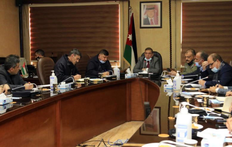 شهاب: جولات على أماكن إقامة المحجورين منزلياً و إرسال المخالفين إلى المستشفى الميداني و اتخاذ الإجراءات القانونية بحقهم