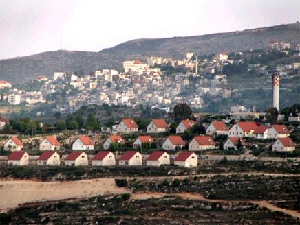 إسرائيل ترحب بموافقة العرب على تبادل أراضِ مع إسرائيل