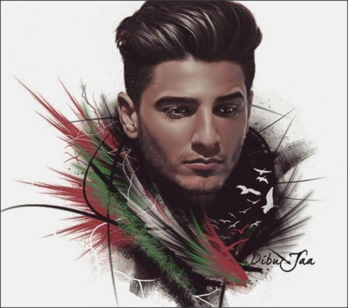 بالفيديو والصور .. هكذا انتفض فنانو فلسطين ضد قرار ترامب
