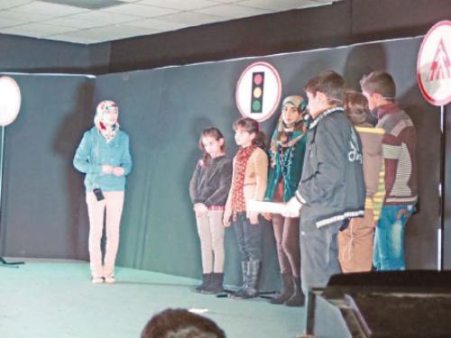 عروض مسرحية لـ (نيكود) تستمد نصوصها من أفكار المشاركين