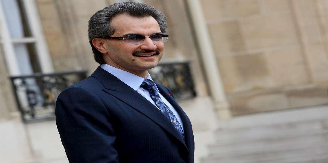 بالارقام: الكشف عن خسائر فادحة خلال يومين تكبدها الوليد بن طلال منذ توقيفه بتهم الفساد
