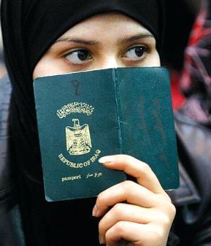 """""""المفوضية"""" : لا نية لإنشاء مخيمات للاجئين العراقيين في المملكة"""