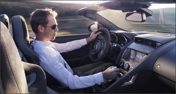 تعرف على إيتيكيت قيادة السيارة