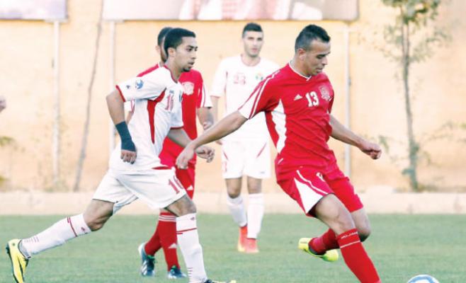 الجزيرة والرمثا يستجيبان لطلب اتحاد الكرة ويفرّغان لاعبيهما للمنتخب الأولمبي
