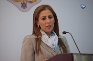 """وزيرة الاعلام """"غنيمات"""" تخطط لتعيين احد كتاب الغد ليكون مديرا للتلفزيون الاردني"""