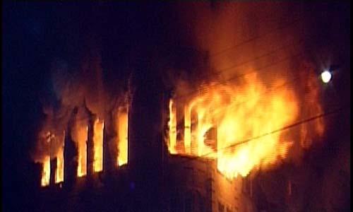 حريق منزل يتسبب بوفاة طفلين واصابة 6 اخرين في الزرقاء