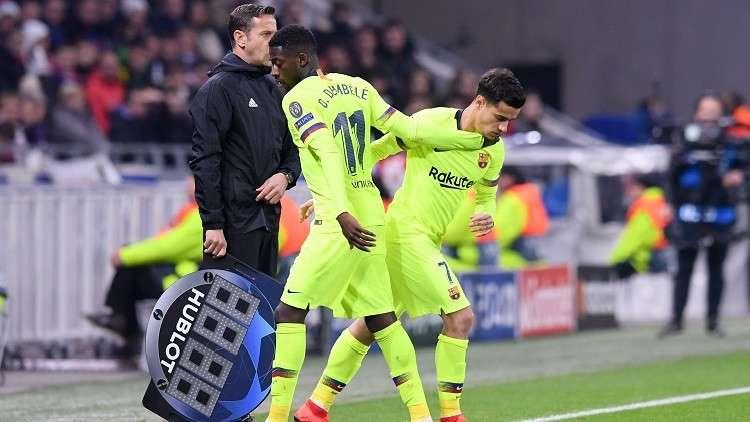 نادي برشلونة مستعد للتخلي عن نجمه مقابل 100 مليون يورو