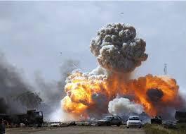قتيل و12 جريحاً بانفجار سيارة في سوق بالقائم غرب محافظة الأنبار العراقية