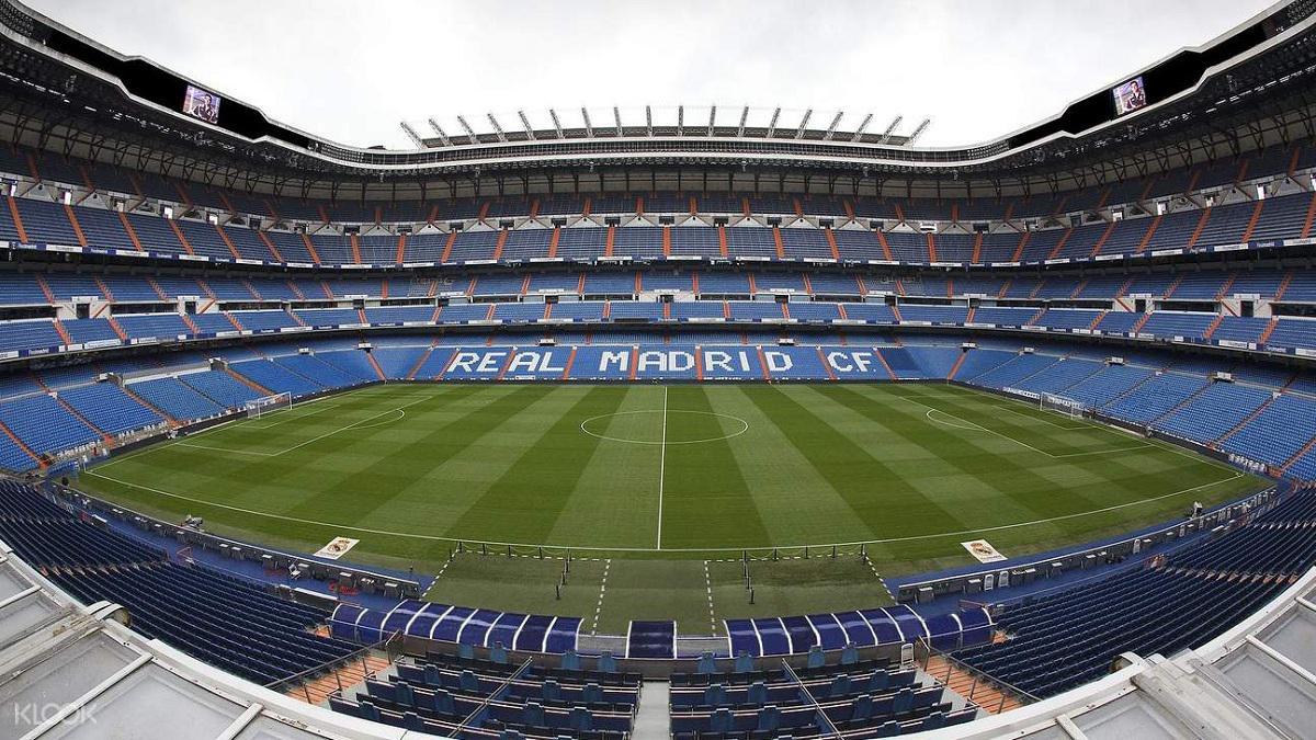 ريال مدريد يعلن تحويل ملعب سانتياغو برنابيو إلى مركز تخزين المعدات الطبية