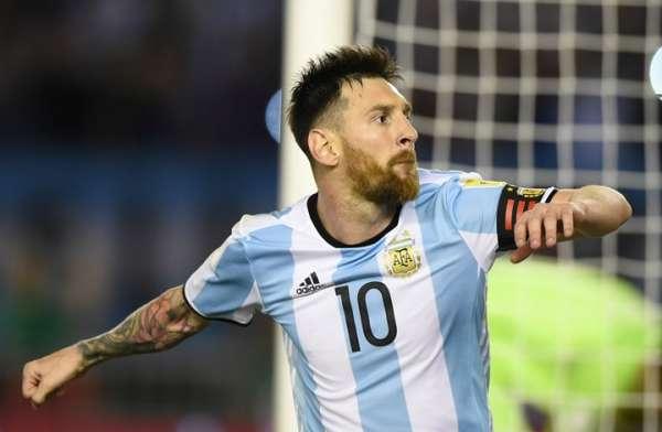 """ميسي يقطع على نفسه """"وعدا غريبا"""" إذا توجت الأرجنتين بالمونديال"""