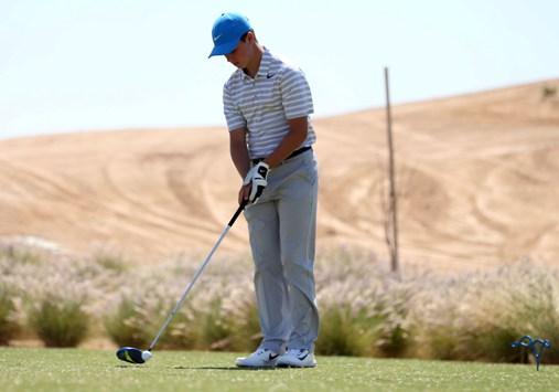 أردني يتوج بلقب البطولة العربية للجولف