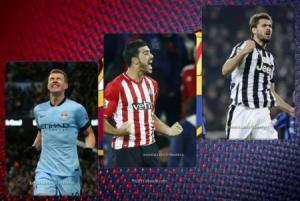 برشلونة يبحث عن مهاجم طويل
