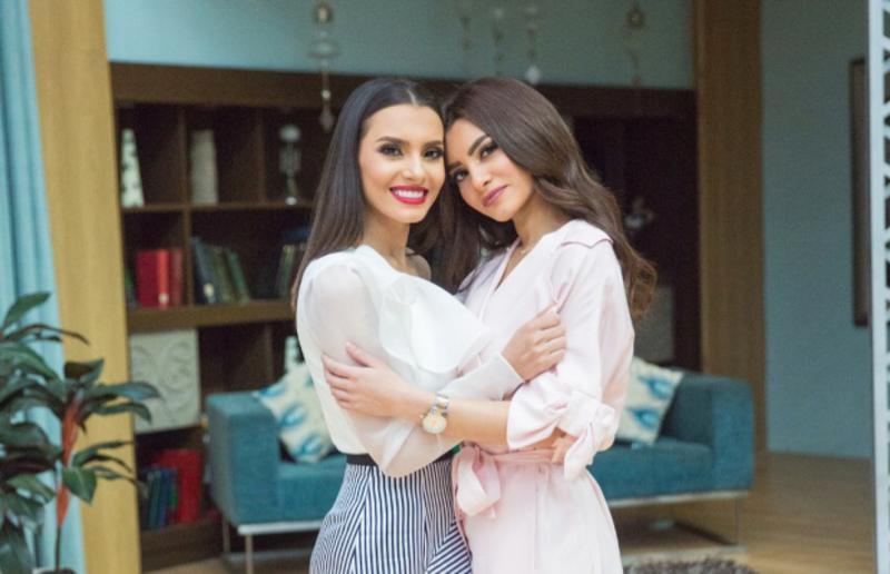 كارمن سليمان تحتفل بخطوبة شقيقتها ومفاجأة تخص العريس تثير ضجة