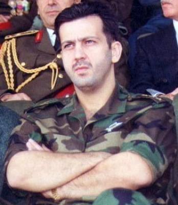 ماهر الأسد يرزق بمولود ويسميه على اسم شقيقه