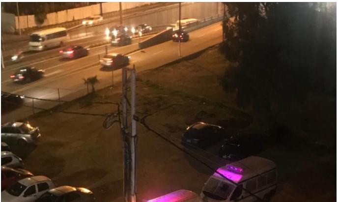 تشديدات أمني لمنع مظاهر احتفالات التتويج امام مقر نادي الوحدات