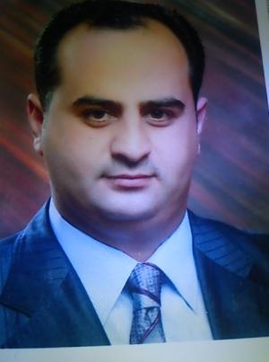 تهنئة من الوالد والوالدة والاقارب الى ابنهم محمد عدنان عوجان لحصولة على درجة الماجستير