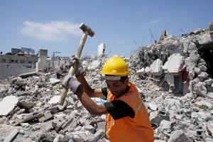 200 مليون دولار دفعة عاجلة من قطر لإعمار غزة