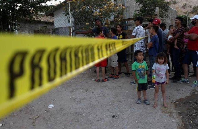 """شاحنة مهجورة تكشف عن """"جريمة مروعة"""" بالمكسيك"""