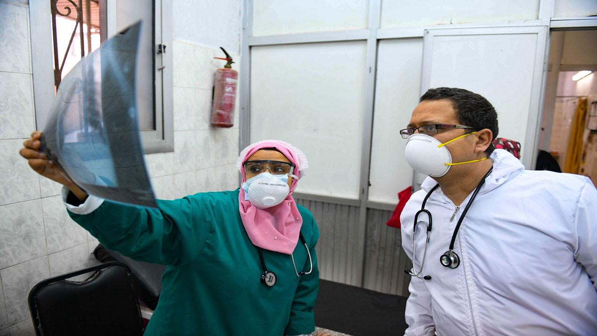 ارتفاع وفيات كورونا بين الأطباء في مصر إلى 103 وفيات