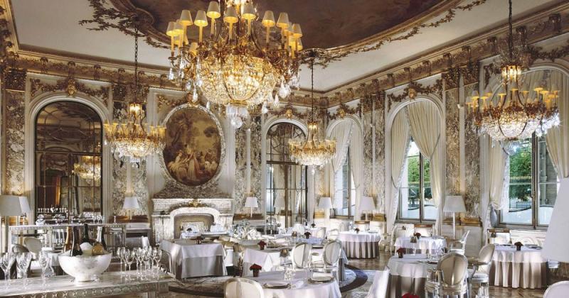 لعشاق الطعام الراقي ..  إليك أفخم المطاعم في العالم (صور)
