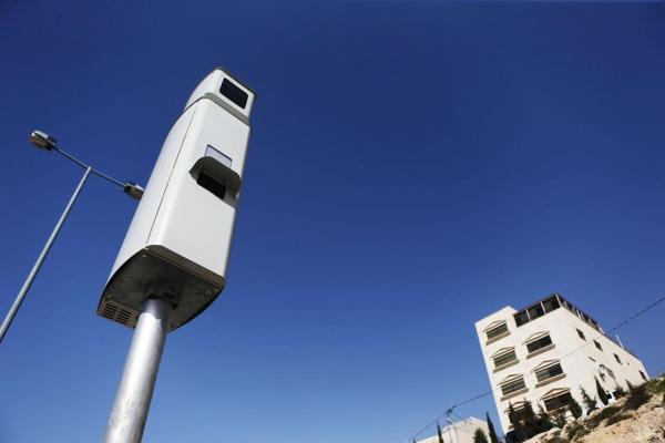 أماكن كاميرات المراقبة في عمان