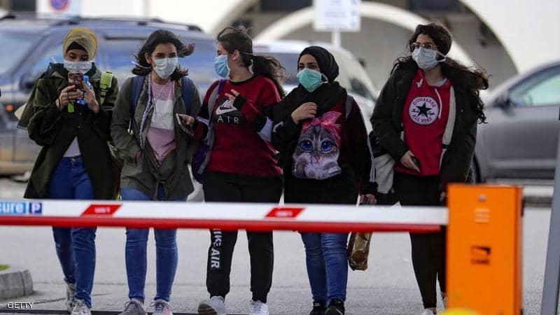 وفاة و4 اصابات جديدة بفيروس كورونا في لبنان