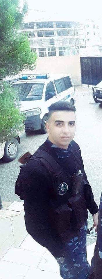 بالفيديو  ..  لحظة استشهاد ضابط فلسطيني برصاص الاحتلال الصهيوني