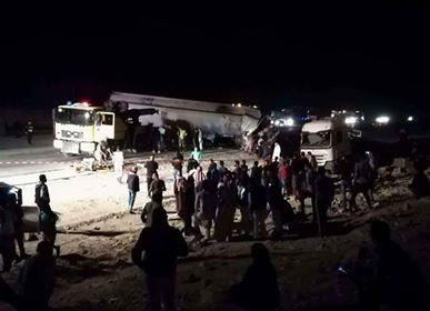 ثلاث وفيات اثر حادث تصادم في الطفيلة