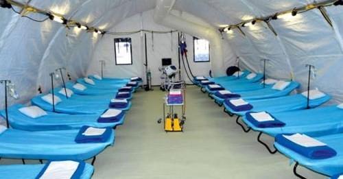 وزير الأشغال يكشف مصير المستشفيات الميدانية بعد الإنتهاء من جائحة كورونا