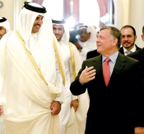 """تقارب اردني - قطري غير مسبوق  ..  الاستثمار و التوظيف اهم الملفات """"تفاصيل"""""""