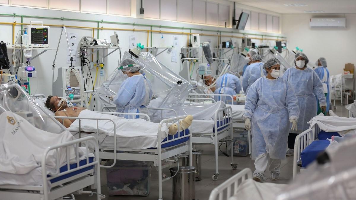 """""""الصحة العالمية"""": أمريكا الجنوبية """"بؤرة جديدة"""" لوباء كورونا"""