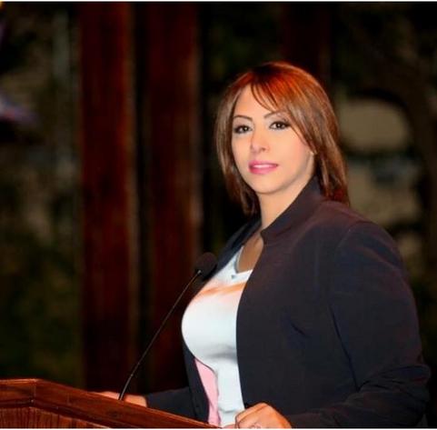 الناشطه رانيا حدادين الى الاراضي الفلسطينية تحضيرا لمؤتمر ( اللجوء للاردن من تاريخ الامارة )