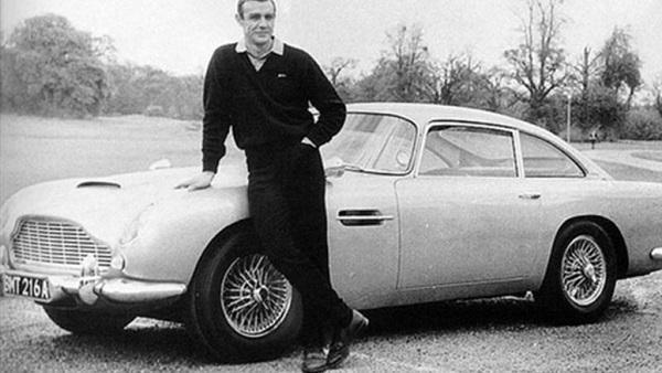 أستون مارتن تحيي سيارة جيمس بوند الشهيرة