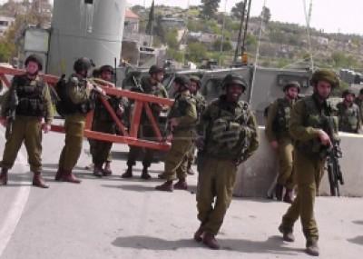 الاحتلال يزعم اعتقال فلسطيني بحوزته قنابل في وادي الأردن