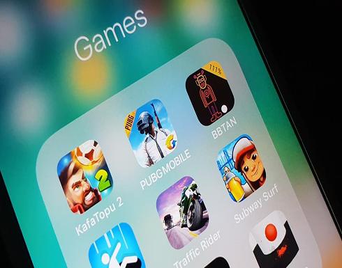 مستخدمو أبل ينفقون 5 ملايين دولار كل ساعة على الألعاب