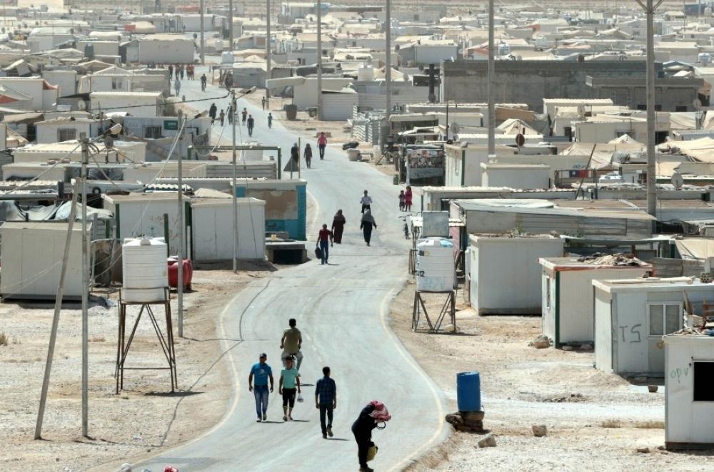 المفوضية السامية: بناء مناطق الحجر الصحي والعزل الذاتي في مخيمي الزعتري والأزرق