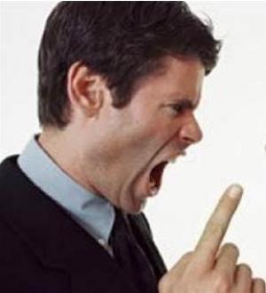 الصراخ بصوت مرتفع مسكن جيد للألم