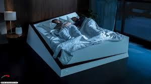 بالفيديو ..  شاهد فورد تبتكر سرير ذكي يستخدم تقنية بسياراتها