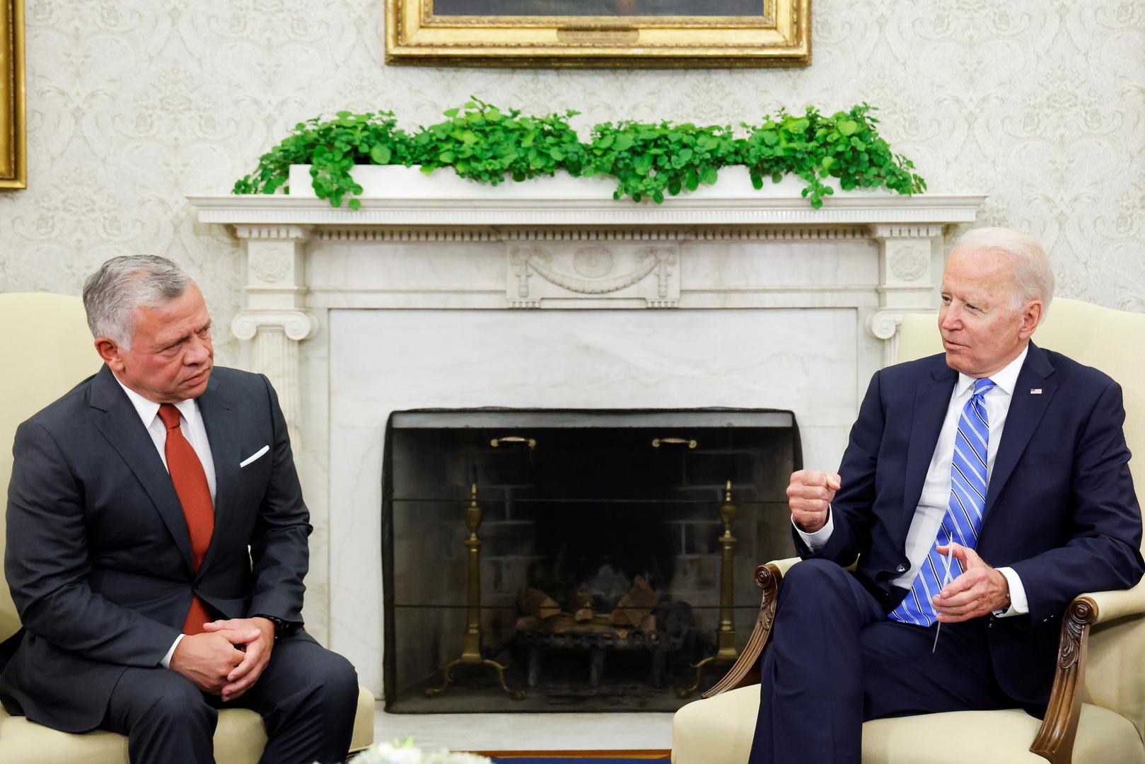 الكشف عن أسباب غياب قضية الفتنة خلال زيارة الملك لواشنطن