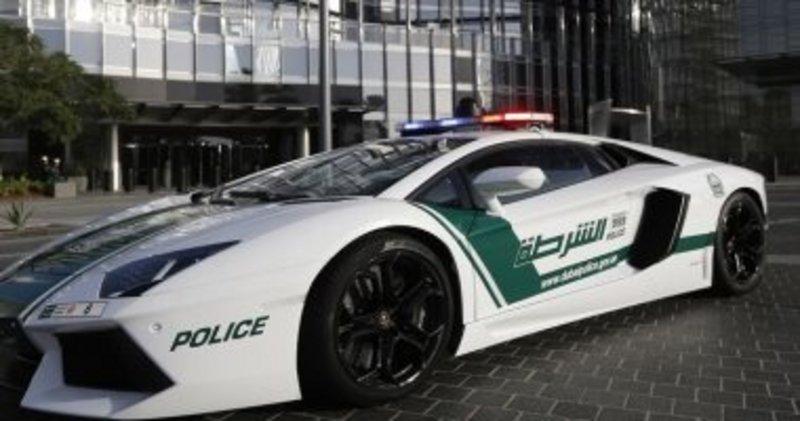 شرطة دبي تعلن: إطلاق أول دورية سيّارة بتقنية 5G