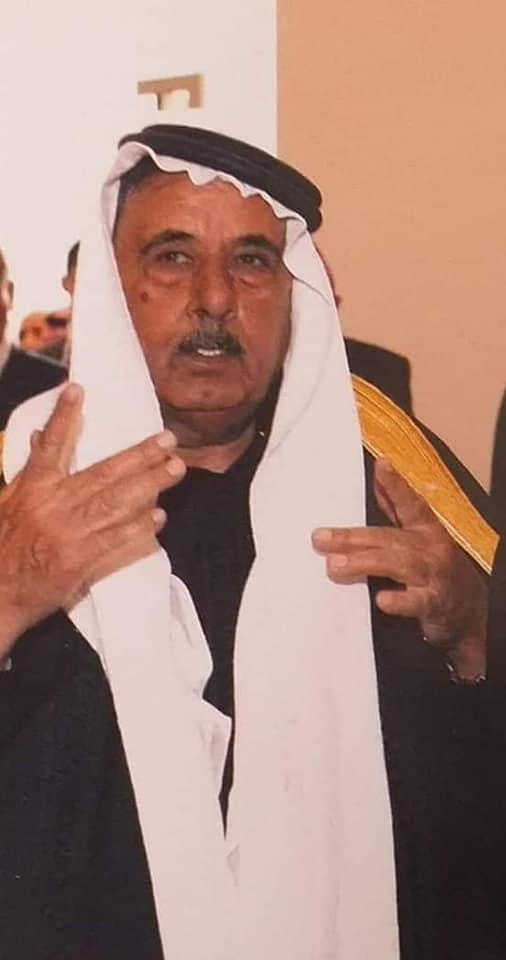 الشيخ عسكر محمد الهميسات في ذمة الله