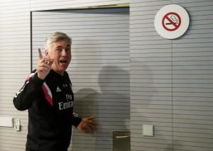انشيلوتي يعلن موقفه النهائي من تدريب ليفربول
